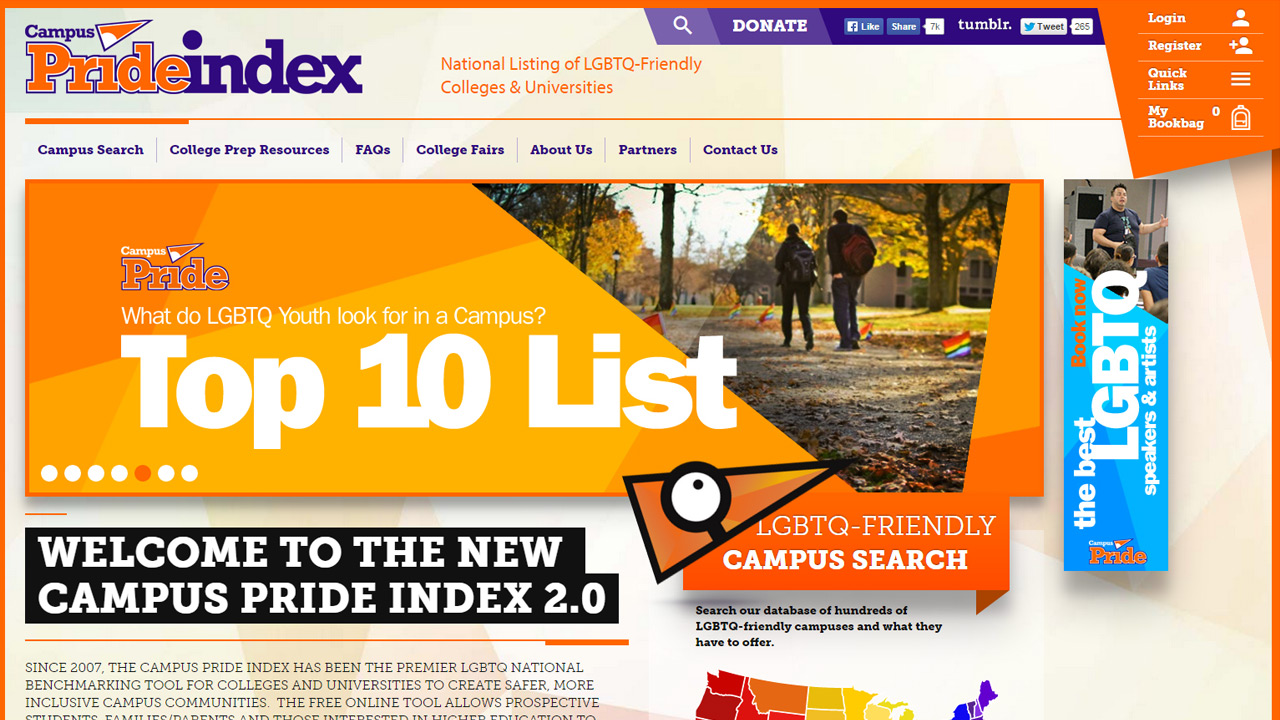 Absolute Worst Campuses for LGBTQ Youth List Revealed for 2017